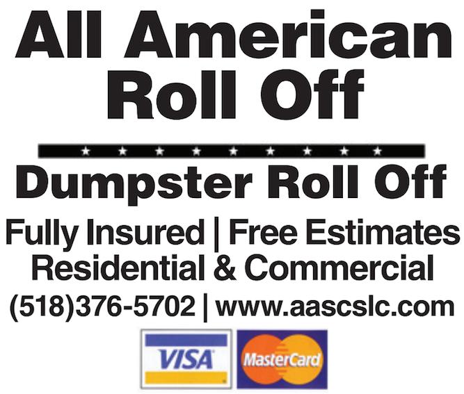 Dumpster Rentals in Rotterdam, Albany, Schenectady New York.